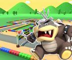 MKT Sprite SNES Marios Piste 2 R 2