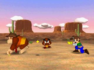 Mini-jeu duel