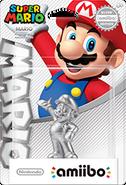 Image - Amiibo - Super Mario - Silver Mario
