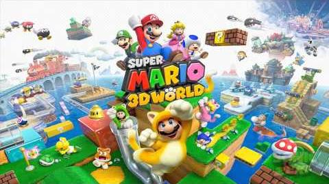 Super Mario 3D World - Mario 3D Land Overworld Music