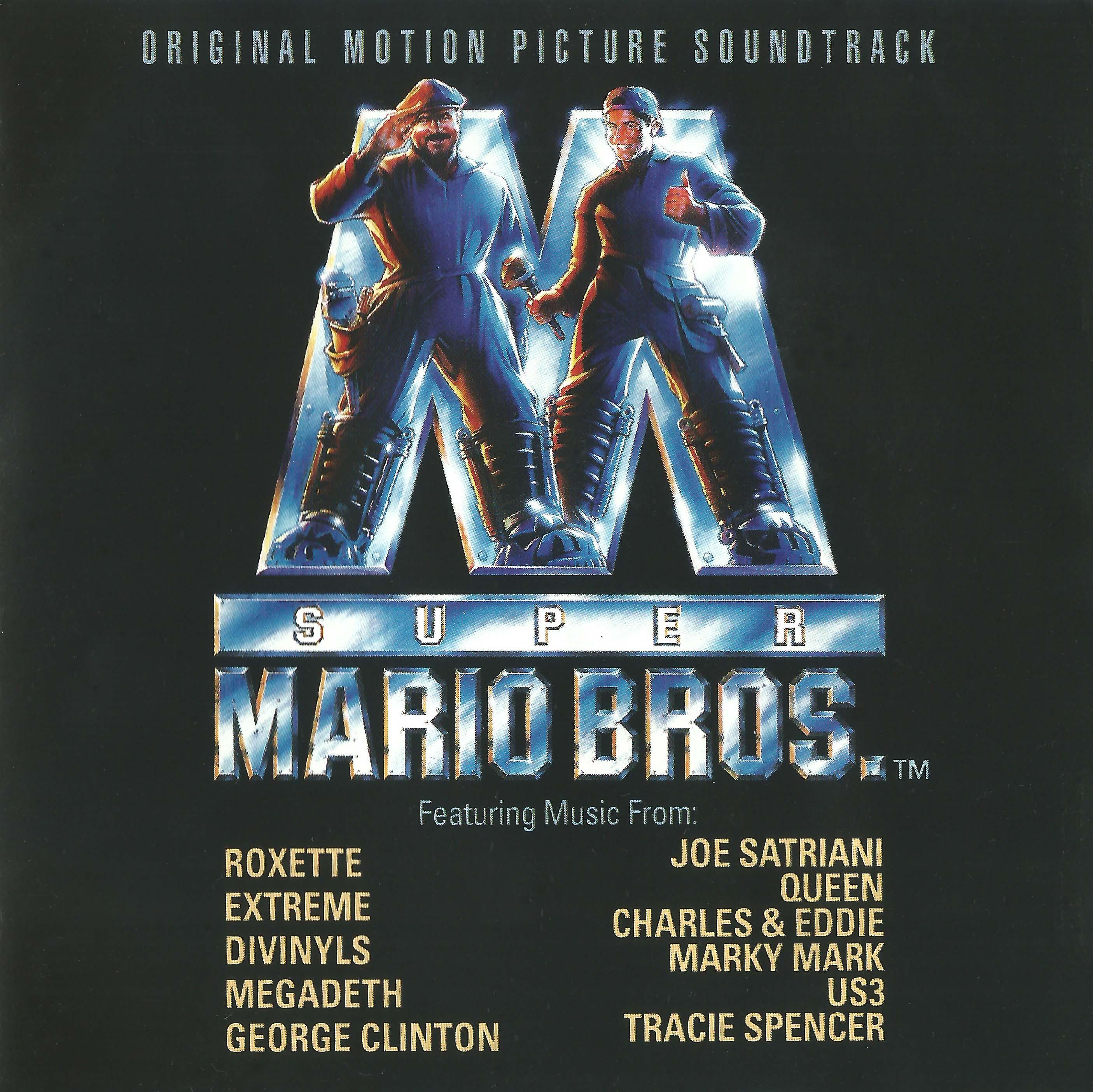 Super Mario Bros. Original Motion Picture Soundtrack