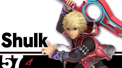 57 Shulk – Super Smash Bros