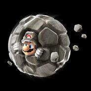SMG2 Artwork Fels-Mario