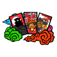 Bowser's Kingdom's Sticker