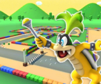 MKT Sprite SNES Marios Piste 2 R 4