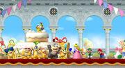 New Super Mario Bros Wii Cumpleaños de Peach.jpg