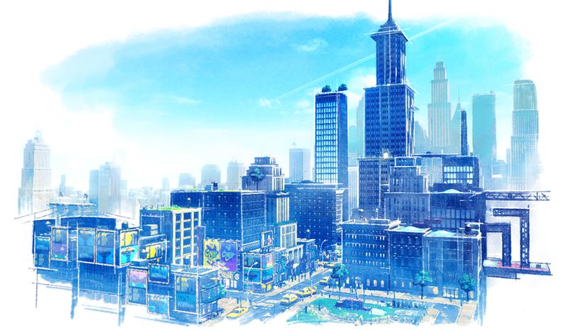 Cityland (Super Mario Odyssey)