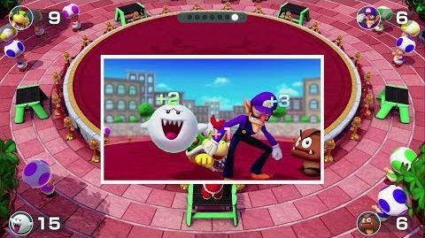 Super Mario Party - Slaparazzi
