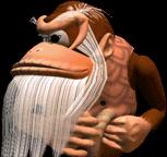 DK3NGC Sprite Cranky Kong.png
