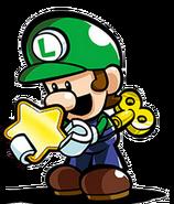 MVDKU Artwork Mini-Luigi