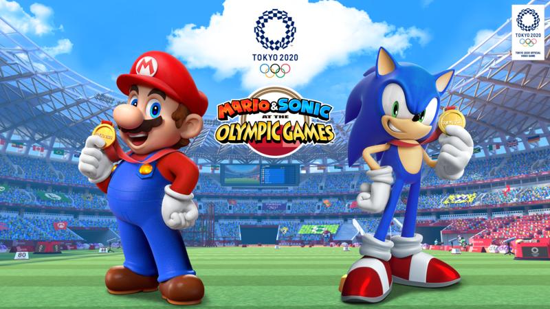 Mario Sonic En Los Juegos Olímpicos Tokio 2020 Super Mario Wiki Fandom