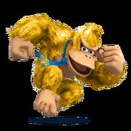 SSB4 Sprite Donkey Kong 6