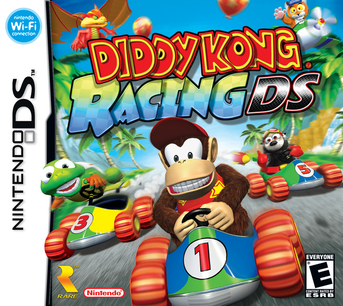 Diddy Kong Racing DS