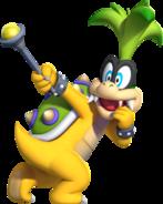 Iggy Koopa, New Super Mario Bros. U