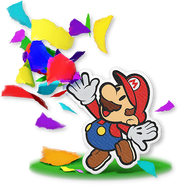 PMTOK Mario confetti