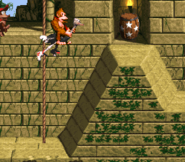 DKC Screenshot Tempo-Tempel 2