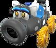 MKT Sprite Schwarzer Birdo-Turbo
