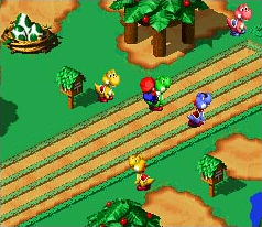 Boshi Race Screenshot - Super Mario RPG.png