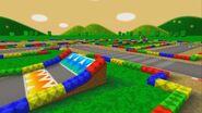 MK7 Screenshot SNES Marios Piste 2 2