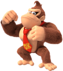 SMP Artwork Donkey Kong