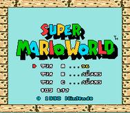 SuperMarioWorldSelectJapan