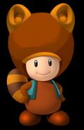 Toad Tanoki