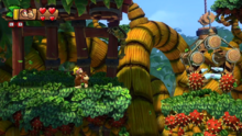 DKCTF Screenshot 5-1 Fauna Fantasia (Nähe 5. Puzzelteil).PNG
