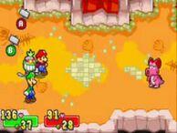 Mario y luigi superstar saga