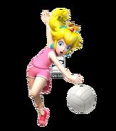 Peach mario sports mix ftw by princesspeach4eva-d33v0tf
