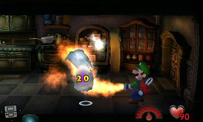 Cuisine (Luigi's Mansion)