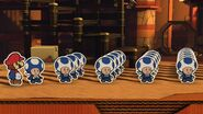 Paper Mario and the Blue Toad Rescue Squad