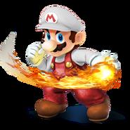 SSB4 Sprite Mario 3