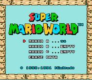 SuperMarioWorldSelectEurope