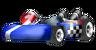 MKW Sprite Mini-Kart