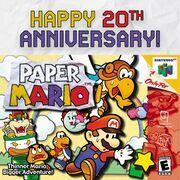 NI PM 20th Anniversary Illustration