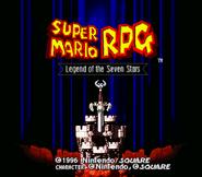 SM RPG Pantalla de titulo