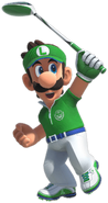 MGSR Artwork Luigi