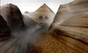 MK64 Screenshot Schoko-Sumpf