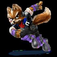 SSB4 Sprite Fox 1