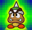 Spiked Goomba Card