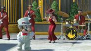 New Donk City - SSBU (Mario, Pauline et les musiciens)