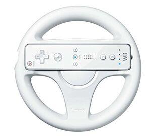 Wii Wheel adelante