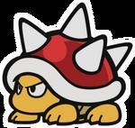 Pinchón en Paper Mario: Color Splash