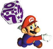 MP Artwork Mario
