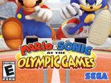 Марио и Соник (серия игр)