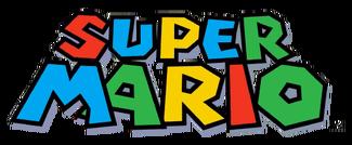 Logotipo principal de la serie.