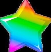 SMG Artwork Regenbogenstern