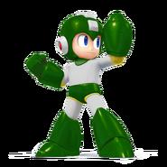 SSB4 Sprite Mega Man 2