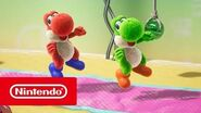 Yoshi's Crafted World - Les bases du jeu (Nintendo Switch)