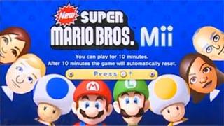 New Super Mario Bros. Mii